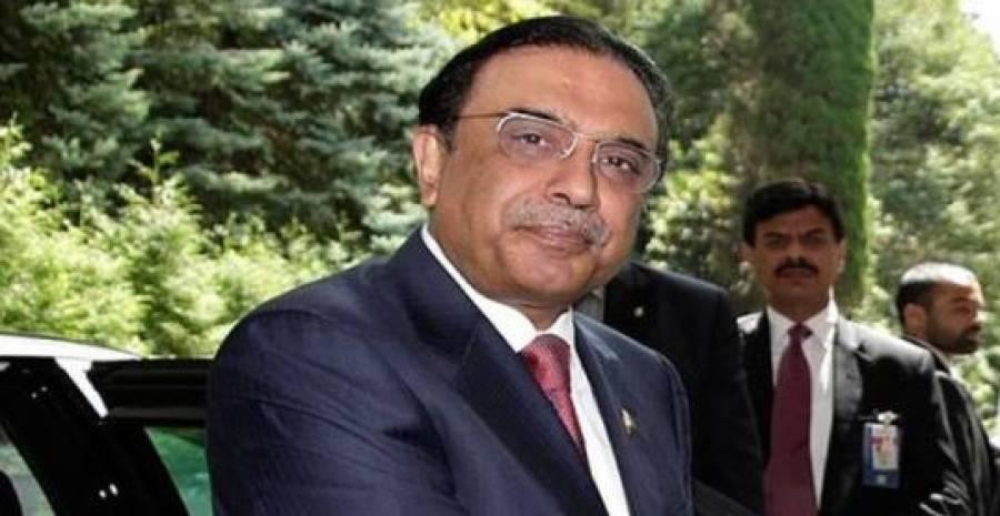 ٹھٹھہ واٹر سپلائی ریفرنس :آصف زرداری اور انور مجید کی حاضری سے استثنیٰ کی درخواست منظور