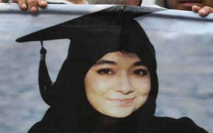 ڈاکٹر عافیہ صدیقی نے رحم کی درخواست پر دستخط کر دیئے : بابراعوان