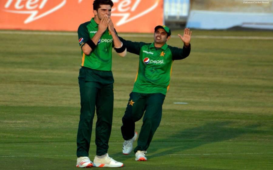پاکستان بمقابلہ زمبابوے، پہلا ون ڈے، سنسنی خیز مقابلے کا حیران کن نتیجہ آگیا
