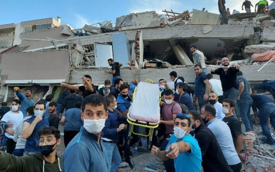 ترکی میں زلزلے کے بعد پاکستان بھی میدان میں آگیا ،ترک عوام اور حکومت کے نام پیغام جاری