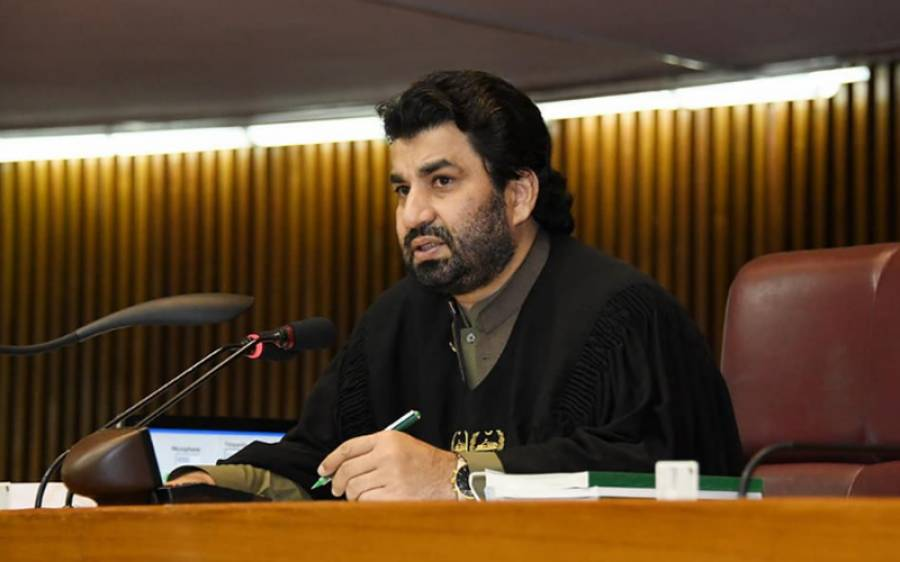 قاسم سوری نے اپوزیشن جماعتوں کو کڑی تنقید کا نشانہ بناتے ہوئے سنگین الزام عائد کردیا