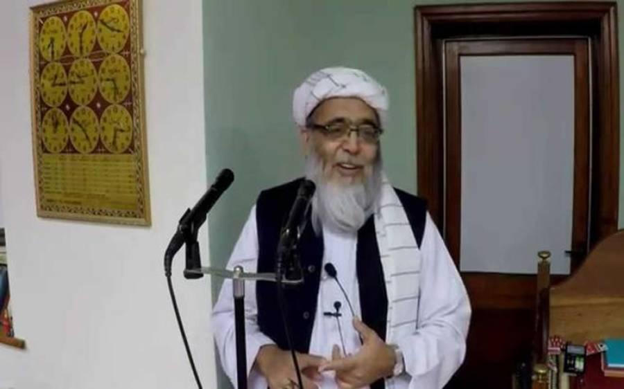 'شہباز شریف ڈی جی نیب کی سہولت کاری میں مذاکرات کر رہے ہیں، کل نتیجہ آجائے گا' مولانا فضل الرحمان کے قریبی ساتھی کا تہلکہ خیز دعویٰ
