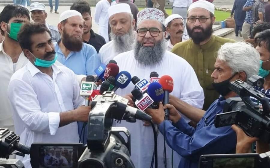 مفتی عبد اللہ پر حملہ ڈکیتی یا دہشت گردی کا واقعہ؟جے یو آئی کے رہنما نے تشویش ناک انکشاف کردیا