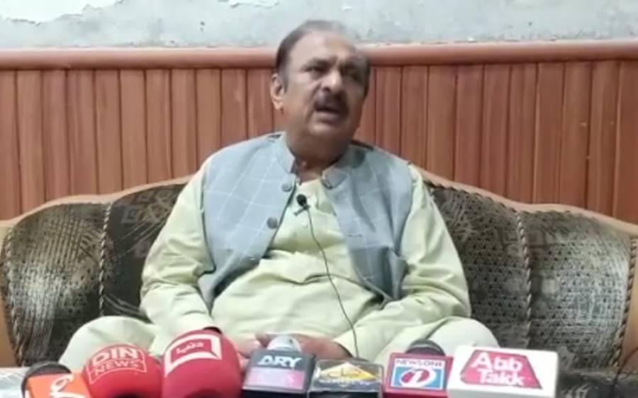 نواز شریف کے بیانیے کا ساتھ نہیں دے سکتا، نون لیگ کے اہم رہنما نے پارٹی چھوڑنے کا اعلان کردیا
