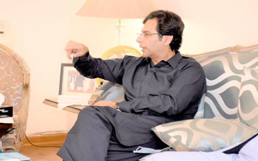 ' وزیر اعظم پہلے ہمارے ساتھ معاملات ٹھیک کریں' حکومتی اتحادی مونس الہٰی نے پیغام دے دیا