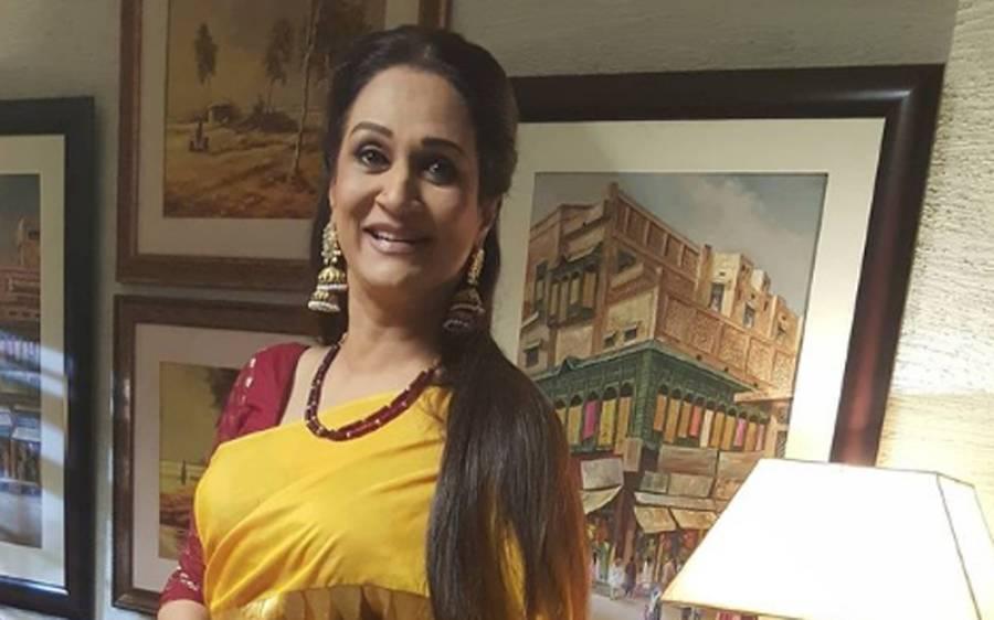 سینئر اداکارہ بشریٰ انصاری کے کالج کے دنوں کی تصویر انٹرنیٹ پر وائرل