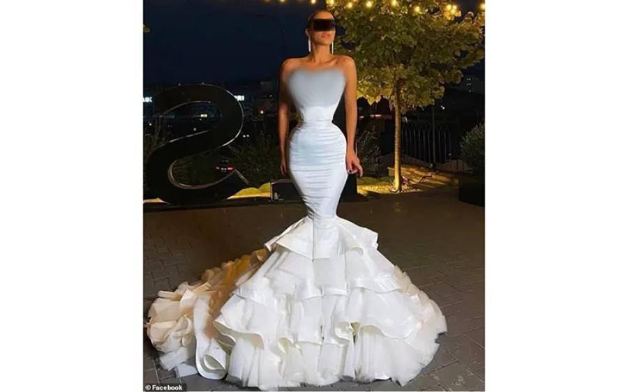 'یہ تو کارٹون لگ رہی ہے، اس کو سانس کیسے آرہا ہے' دلہن نے عروسی لباس میں تصویر فیس بک پر لگائی تو لوگ پیچھے پڑ گئے