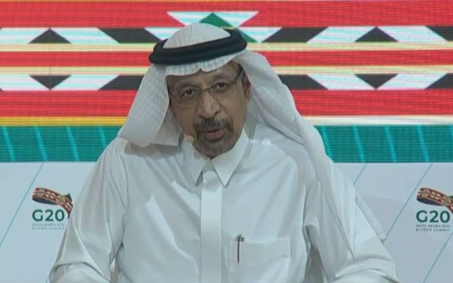 سعودی عرب کورونا وبا کا مقابلہ کیسے کررہاہےاورابتک کتنی کامیابی حاصل کی؟سعودی وزیرسرمایہ کاری خالد الفالح کا حیران کن دعویٰ