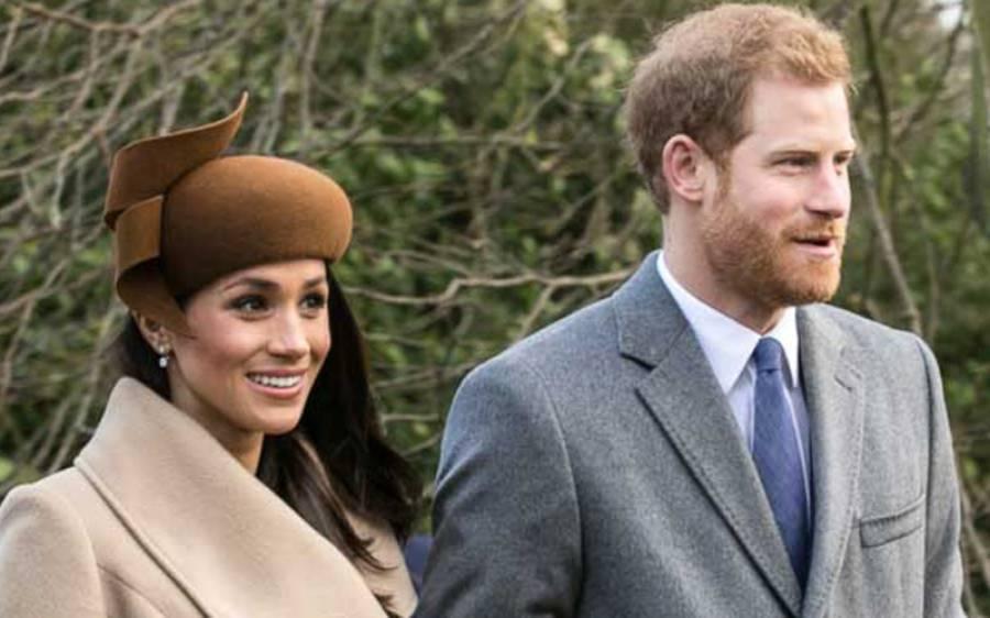 شہزادہ ہیری اور میگھن کے برطانوی شاہی خاندان سے علیحدگی کی ممکنہ وجہ سامنے آگئی