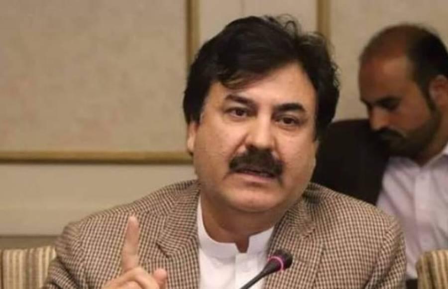 پی ڈی ایم جلسہ غیرقانونی ،پشاور کی عوام کو آج کاجلسہ مسترد کرنے پرسیلوٹ کرتا ہوں،شوکت یوسفزئی