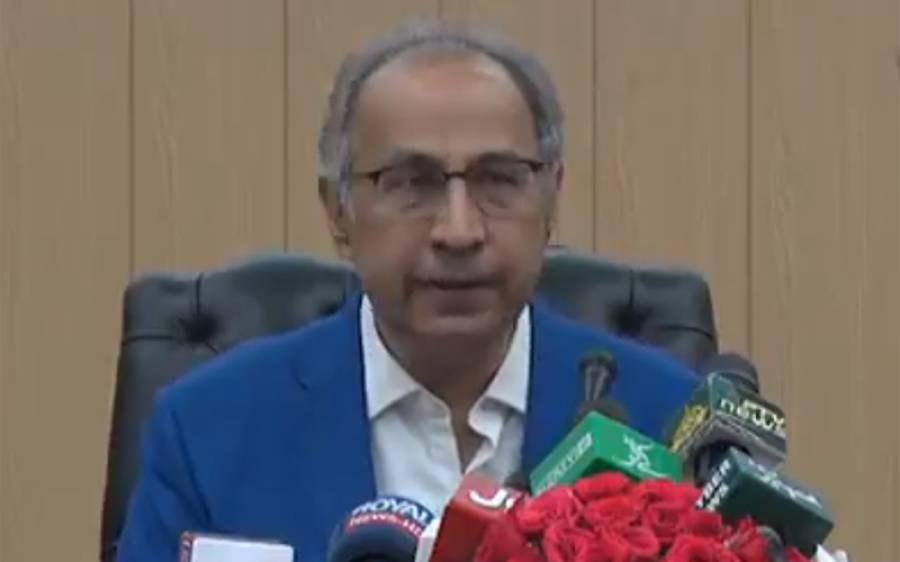 تجارتی سہولیات میں ہماری رینکنگ بھارت اور بنگلادیش سے بہتر ہے:ڈاکٹر عبدالحفیظ شیخ