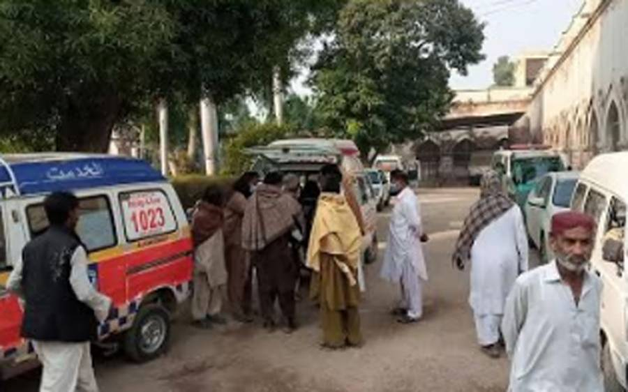 عمر کوٹ میں ٹریفک حادثہ، دو افراد جاں بحق
