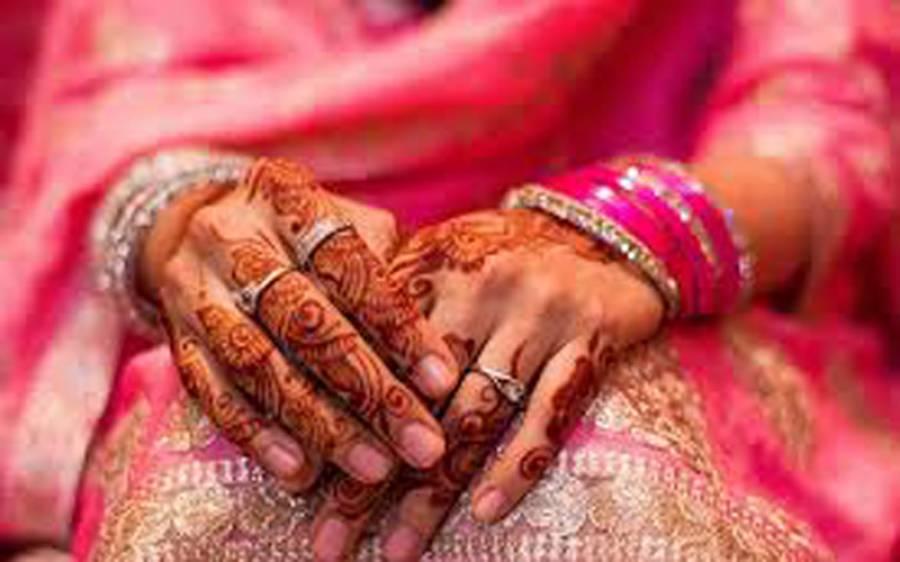 نوجوان کے ساتھ فراڈ، دوشیزہ کا رشتہ دکھا کر60 سالہ خاتون سے شادی کروادی