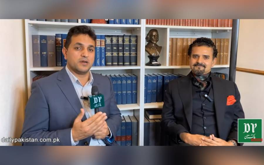 پاکستانی برطانیہ میں نوکری یا امیگریشن کیسے حاصل کر سکتے ہیں؟ برطانیہ کے ممتاز قانون دان سے جانیے