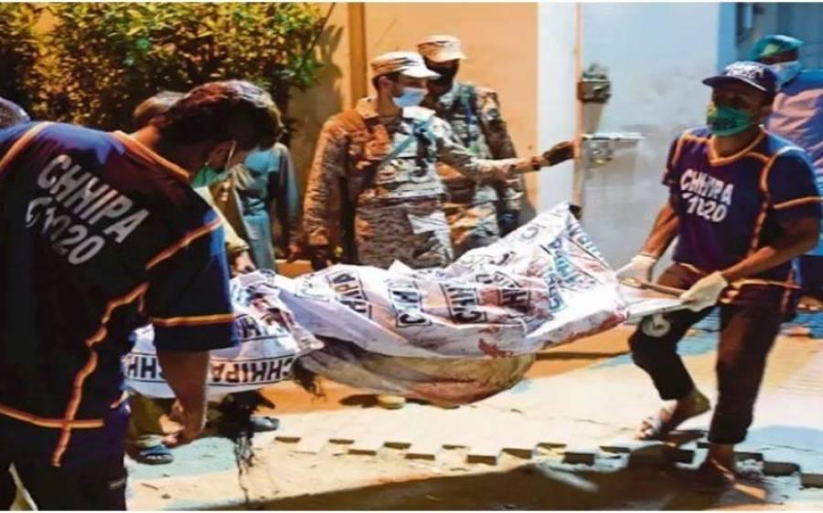 'پولیس نے رات کو میرے ڈرائیور کو اٹھایا اور صبح مقابلے میں ماردیا' ڈیفنس کراچی کا پولیس مقابلہ جعلی قرار، پی ٹی آئی خاتون رہنما میدان میں آگئیں