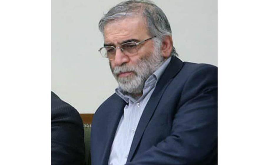 ایران کے ایٹمی پروگرام کےبانی کو قتل کر دیا گیا