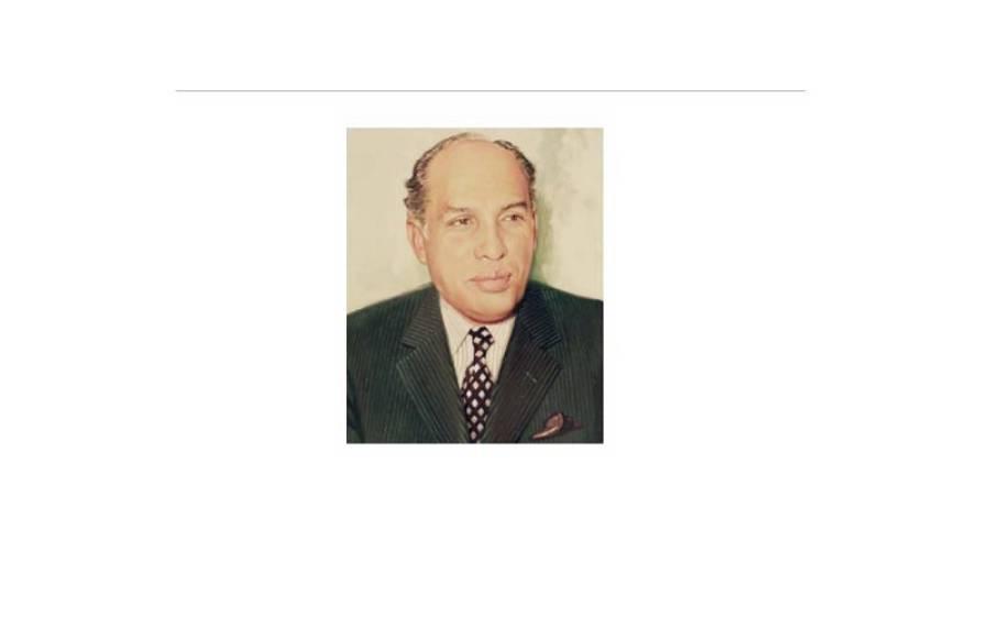 سابق سپیکر قومی اسمبلی صاحبزادہ فاروق علی خان وفات پاگئے