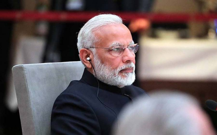 نریندر مودی بھارت کو یک جماعتی ریاست بنانے میں مصروف ہیں،امریکی جریدہ نے بھارت کامصنوعی چہرہ بے نقاب کردیا