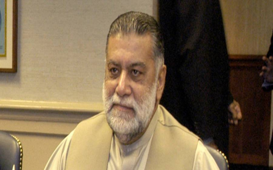سابق وزیراعظم ظفراللہ جمالی کی طبعیت ناساز، آئی سی یو منتقل