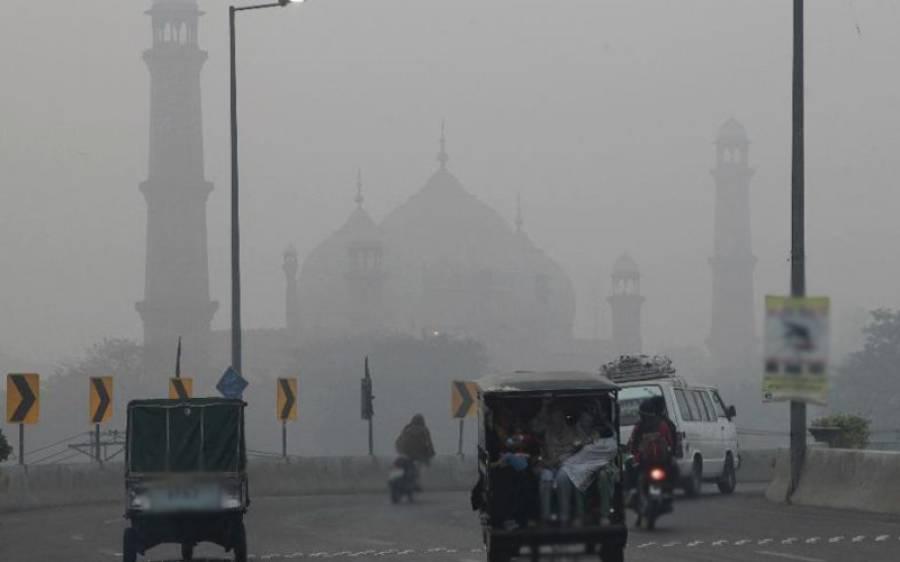 """امریکی ادارے """" ایئر کوالٹی انڈیکس """" نے آلودہ ترین شہروں کی فہرست جاری کر دی ، لاہور اور بھارتی شہر دہلی کونسے نمبر پر ہے ؟ جانئے"""