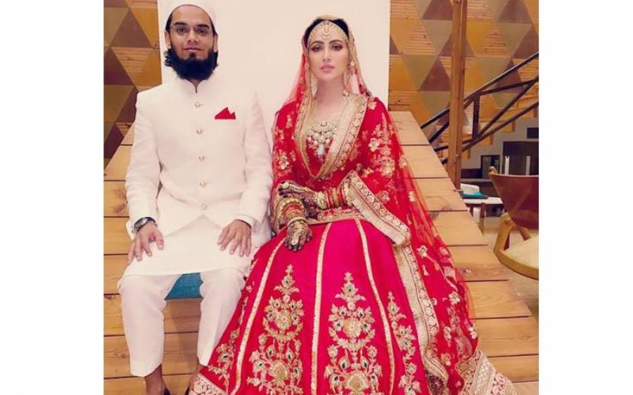 شادی کے کچھ ہی دن بعد ثنا خان کی شوہر کے ساتھ ایسی ویڈیو سامنے آگئی کہ آپ کو بھی خوشی ہوگی