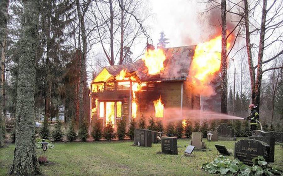 برطانیہ کےنارتھ ویسٹ گھروں میں آگ لگنے کے واقعات کی بڑی وجہ سامنے آگئی