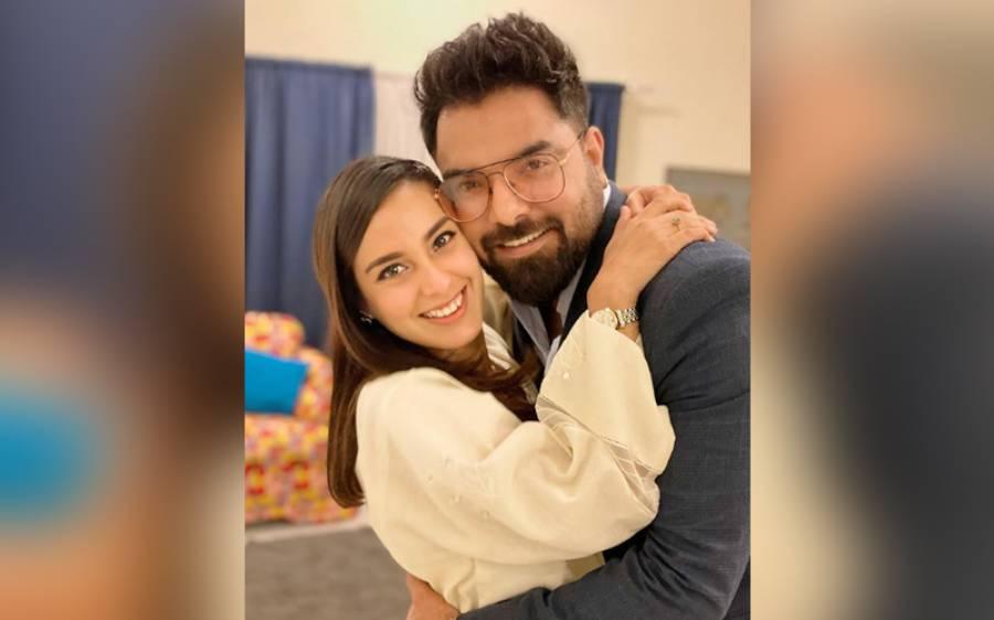 اداکارہ اقراءعزیز اپنے شوہر یاسر حسین سے کتنی چھوٹی ہیں؟ اصل عمر آخر کار سامنے آ گئی