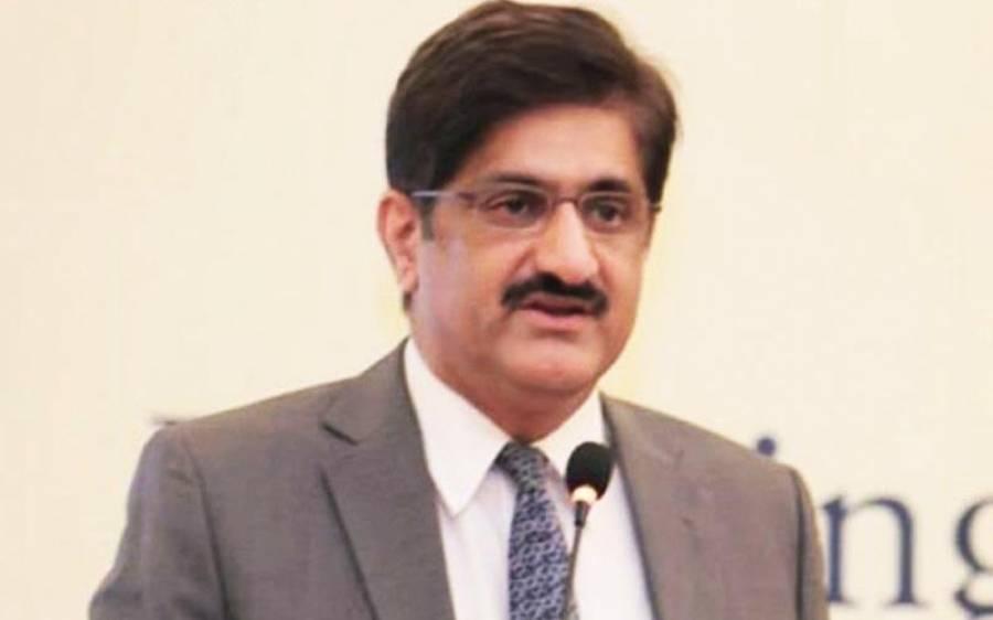وزیراعلیٰ سندھ مراد علی شاہ کا کورونا ٹیسٹ منفی آگیا