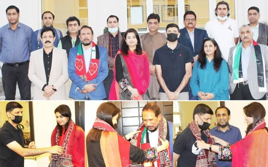 امارات میں مقیم پاکستانی صحافی بہترین صحافتی خدمات سرانجام دے رہے ہیں، اشفاق احمد