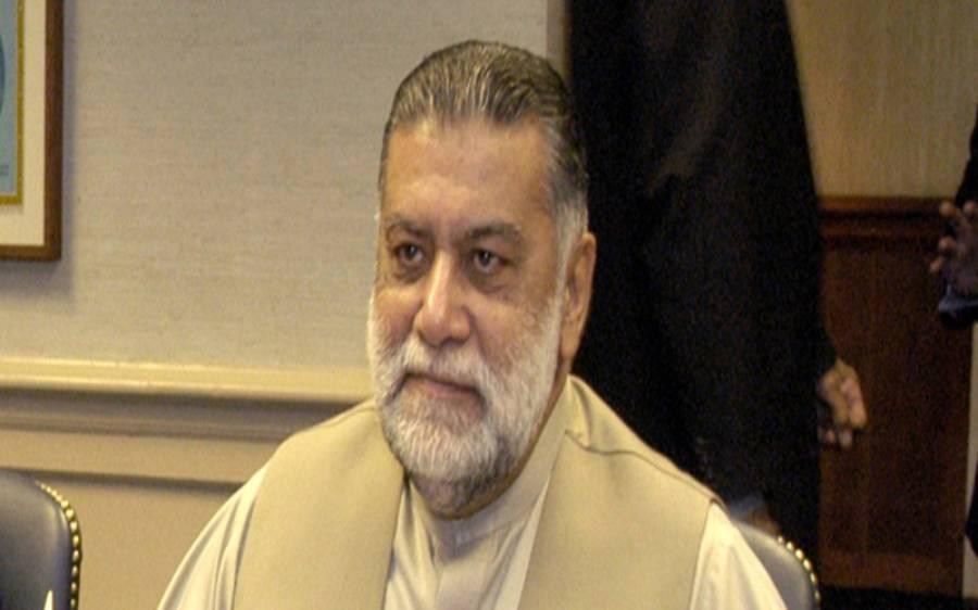 سابق وزیراعظم میرظفراللہ خان جمالی کی نمازِ جنازہ اداکردی گئی