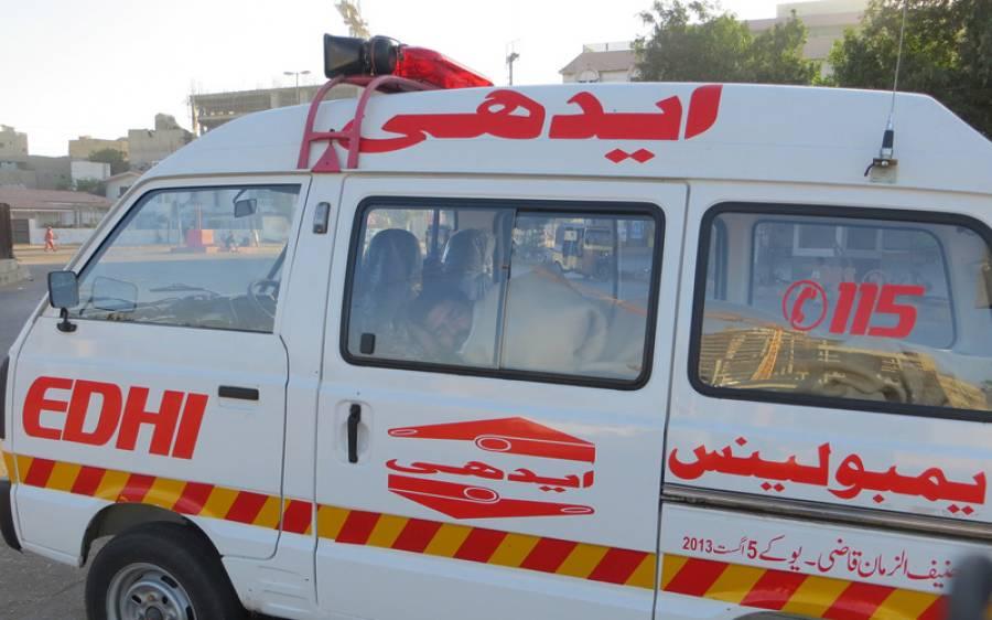 راولپنڈی کے علاقے پیر ودہائی میں واقع بس سٹینڈ پر رکشے میں دھماکہ، ایک شخص جاں بحق