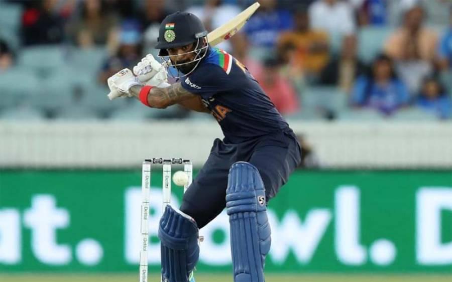 انڈیا نے پہلے ٹی ٹوئنٹی میں آسڑیلیاکو شکست دے دی
