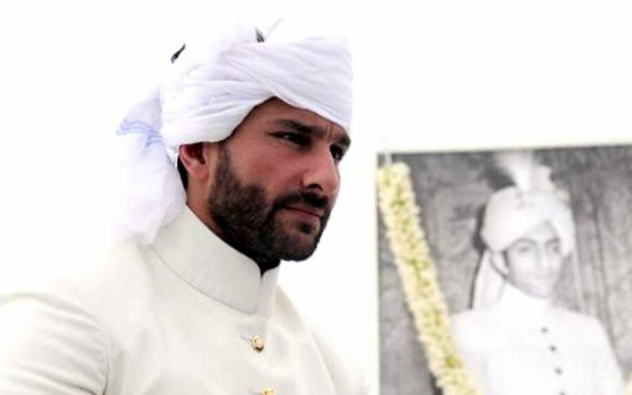 سیف علی خان نے اپنے متنازع بیان پر معافی مانگ لی