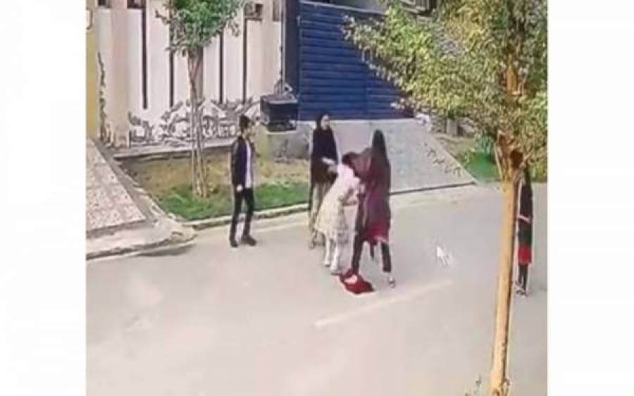 ملازمہ تشدد کیس، ملزمہ ثمینہ کی درخواست ضمانت مسترد، جیل بھیج دیا گیا