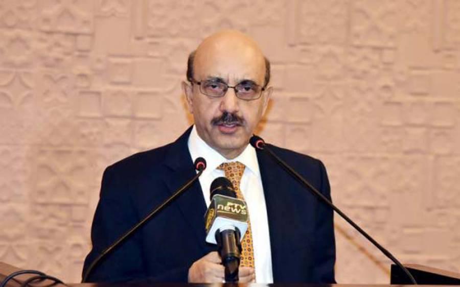 بھارت ہندتوا نظریہ کو عملی جامہ پہنانے کے لیے کشمیریوں کی شناخت ختم کرنا چاہتا ہے: مسعود خان