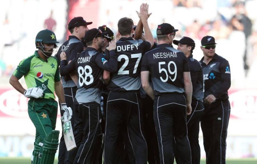 نیوزی لینڈ اور پاکستان کے درمیان دوسرا ٹی 20 میچ کل کھیلا جائے گا
