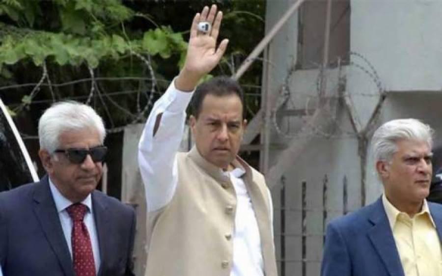لاہور جلسے کے حوالے سے حکومت کے ہونٹ نہیں کانپتی ٹانگیں دیکھی جائیں: کیپٹن(ر)صفدر