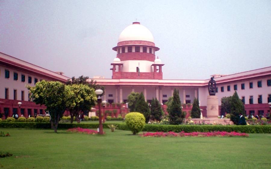 متنازعہ بھارتی اینکرارنب گوسوامی کو ایک بڑا دھچکا، سپریم کورٹ نے درخواست مسترد کر دی