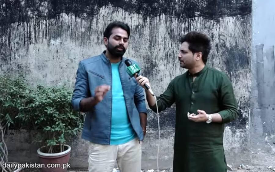 پاکستان میں سب سے زیادہ تیز رفتاری سے پینٹنگ بنانے والا نوجوان، جس کا کوئی ثانی نہیں