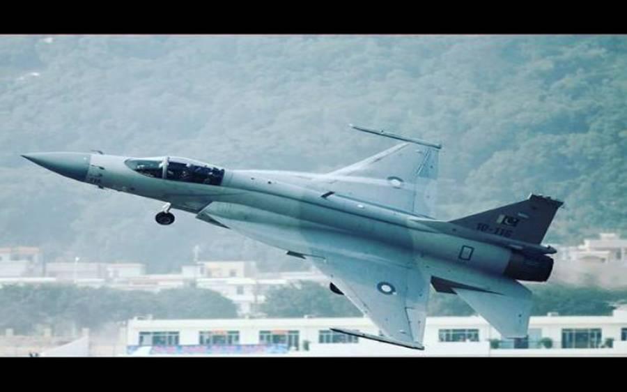 پاکستان اور چین کی مشترکہ فضائی مشقیں جاری، جنرل ندیم رضا نے معائنہ کیا