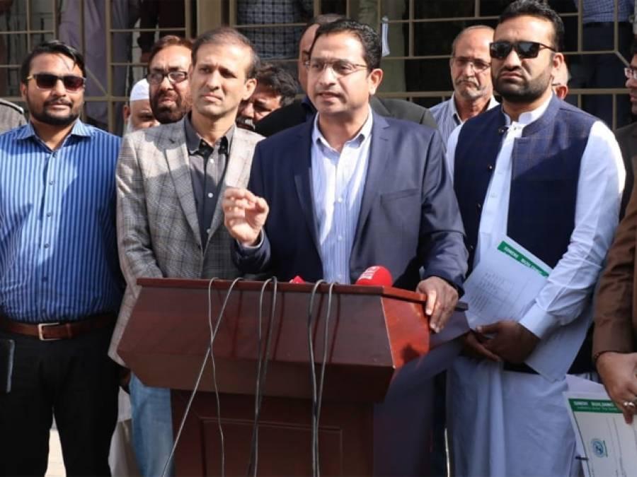 خرم شیر زمان نے سندھ میں کورونا وباءپھیلنے کا ذمہ دار پیپلز پارٹی کو قرار دیتے ہوئے مراد علی شاہ کو کھری کھری سنا دیں