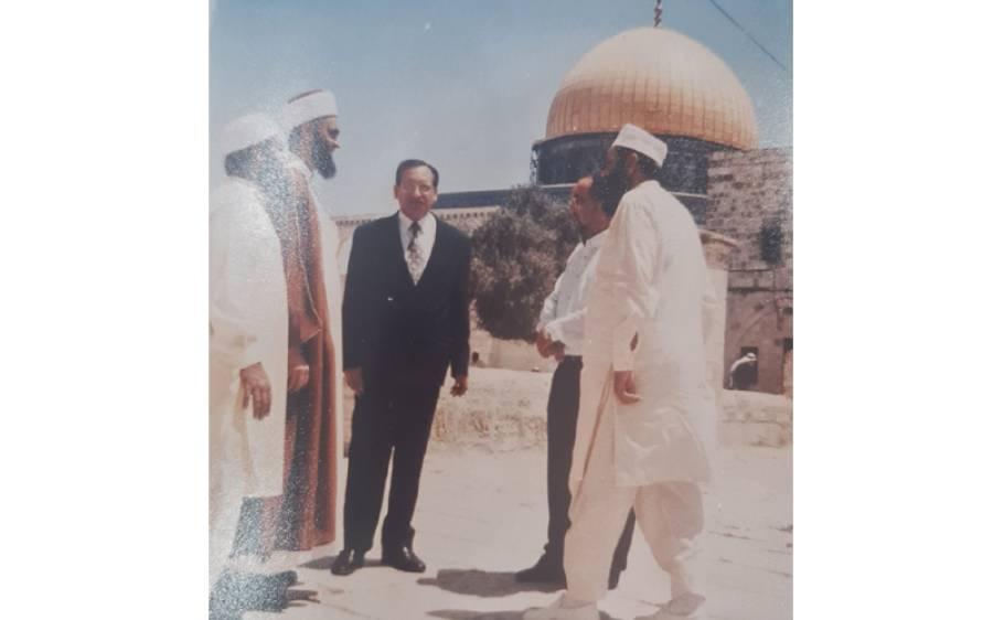 مولانا اجمل قادری کا نواز شریف دور میں اسرائیل کا دورہ ، وفد میں کون شامل تھا؟ تہلکہ خیز انکشافات، تصاویر جاری