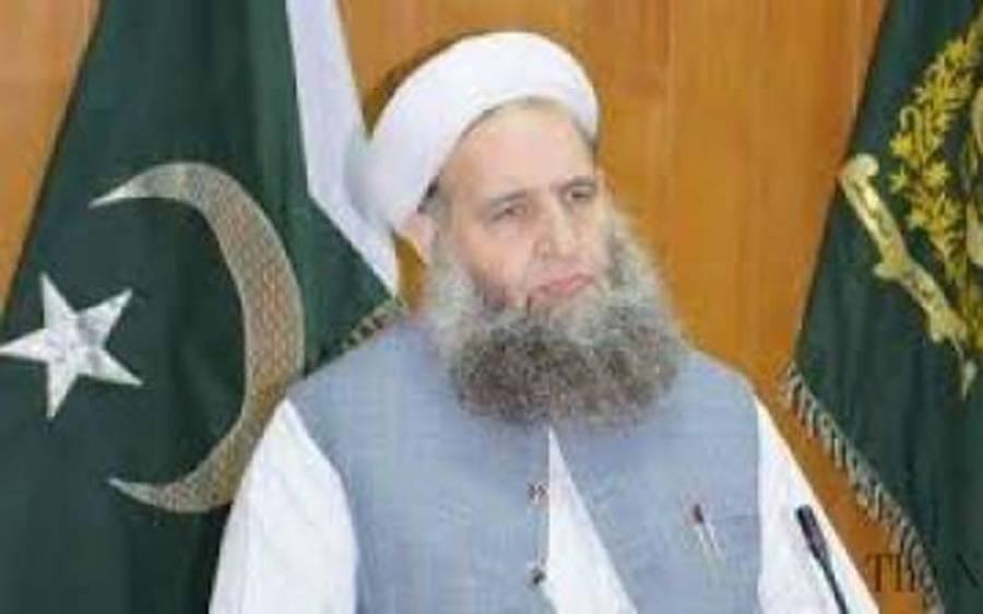 """"""" مفتی منیب الرحمان کو ریاستی سطح پر بڑا عہدہ دیا جا سکتا ہے"""" وزیر مذہبی امور نور الحق قادری نے اعلان کر دیا"""