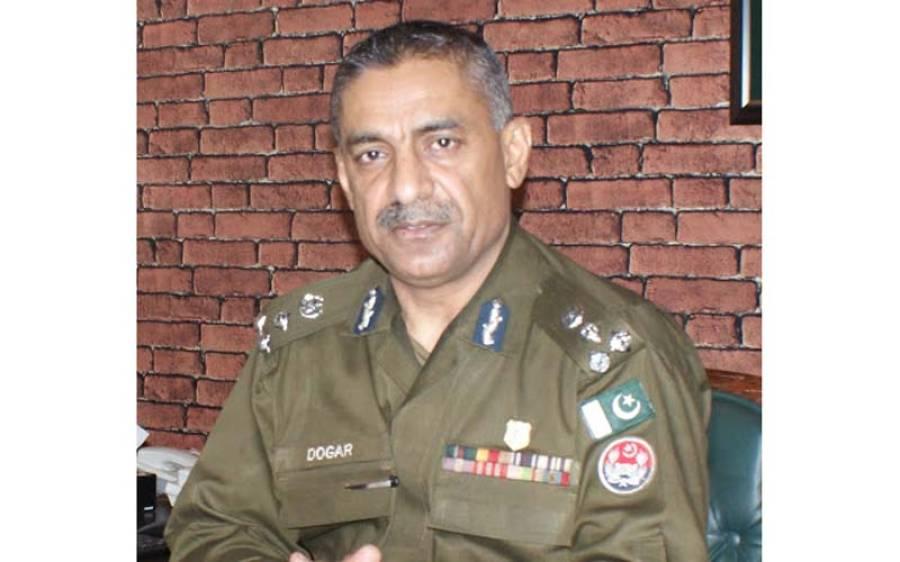 لاہور کے نئے سی سی پی او غلام محمود ڈوگر کون ہیں ؟وہ تفصیلات جو لاہور کے شہری جاننا چاہتے ہیں