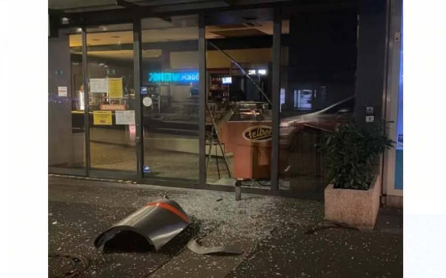 آسٹریا میں نئے سال کی آمد پر جشن مناتے نوجوانوں نے ہنگامہ برپا کردیا ،دو افراد گرفتار