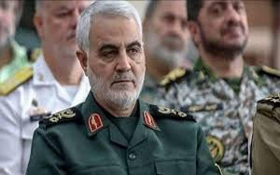 جنرل قاسم سلیمانی کا قتل ،ایران نے ڈونلڈ ٹرمپ کی گرفتاری کے لیے بڑا قدم اٹھا لیا