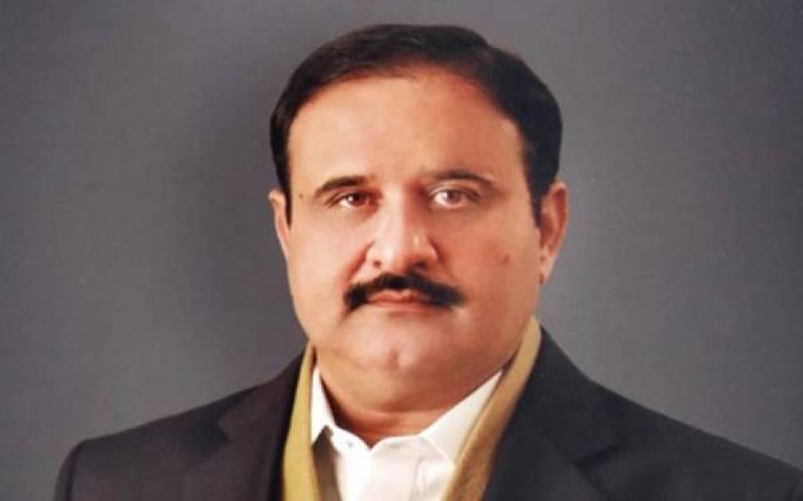 اپوزیشن میں استعفے دینے اور لانگ مارچ کرنے کی ہمت ہے نہ حوصلہ،حکومت مدت پوری کرے گی:عثمان بزدار