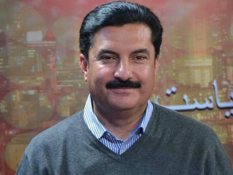 فیصل کریم کنڈی کا وزیراعظم عمران خان پر کرپشن کیلئے فرنٹ مین رکھنے کا الزام