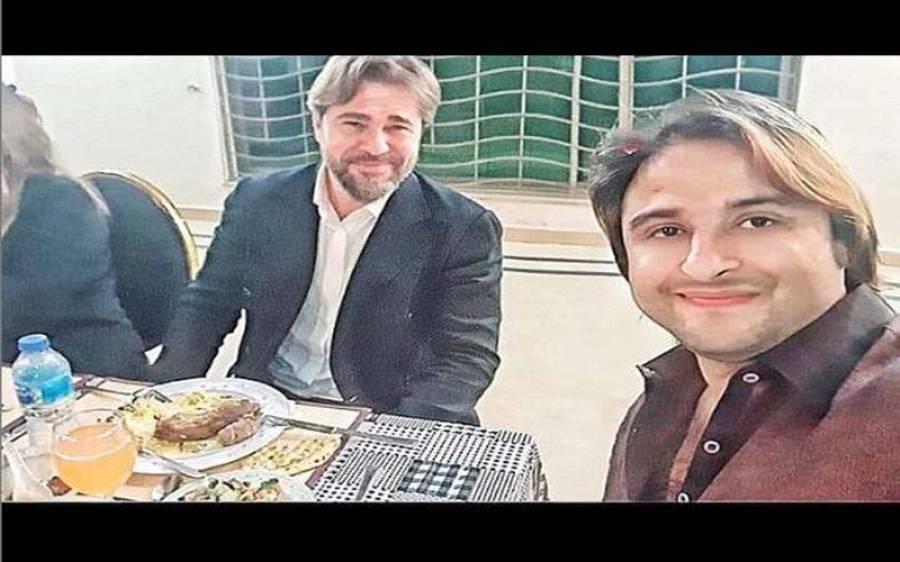 'ارطغرل بدھ کو پاکستان آئیں گے' کاشف ضمیر کا دعویٰ