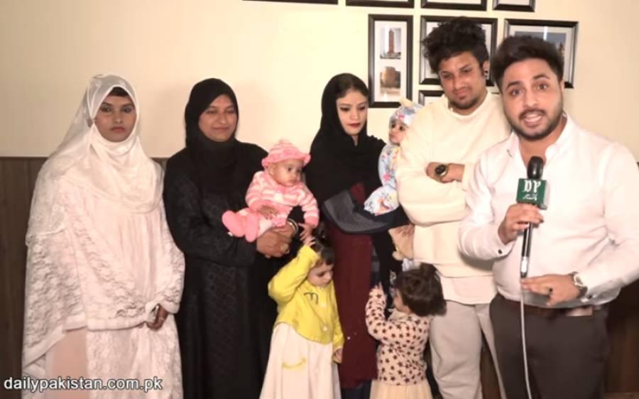 3 بیویوں والے پاکستانی کا یاسر شامی کو دوبارہ انٹرویو کرنا پڑ گیا۔۔۔